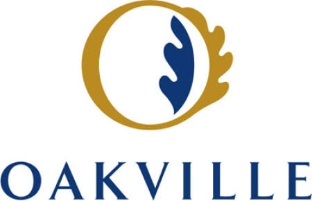 Oakville Centered Blue