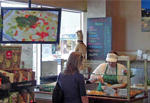 Retail Food Service Digital Signage